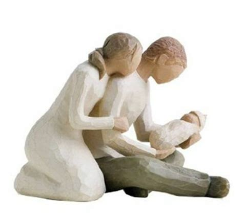 willow tree susan lordi miracle   life collectible