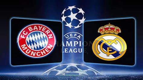 Bayern Múnich vs Real Madrid... ¿Quién llegará a la final ...