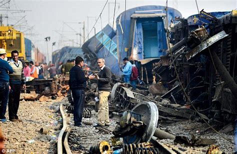 Another Train Tragedy In India As Over 60 Are Injured As