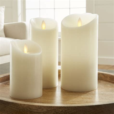 kitchen cabinets sale flicker flameless ivory pillar candles crate and barrel