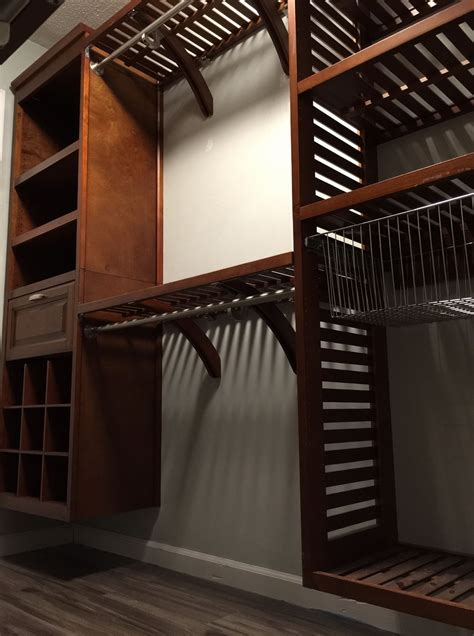 Allen And Roth Closet Tower  Home Design Ideas