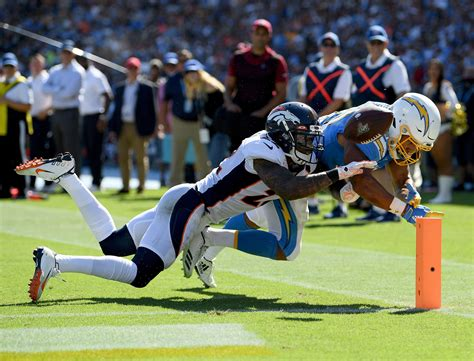 denver broncos stock report  win  chargers