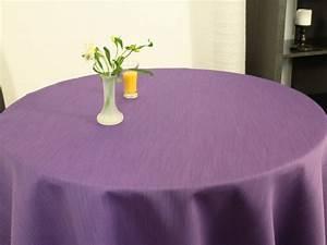 Abwaschbare Tischdecke Rund : lila beere mit fleckschutz tischdecke rund 80 bis ~ Michelbontemps.com Haus und Dekorationen