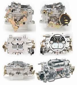 Edelbrock 1406 Performer Carburetor 600 Cfm