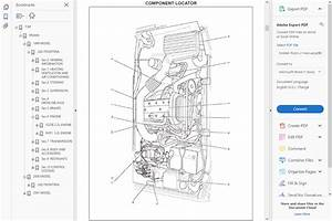Factory Workshop Service Repair Manual Holden Frontera