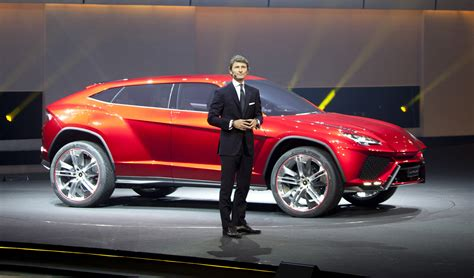 Lamborghini Suv Confirmed, Sales To Start In 2018