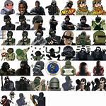 Siege Rainbow Six Meme Icon Pack Fuze