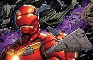 Iron Man Space Armor Mk. III (Object) - Comic Vine