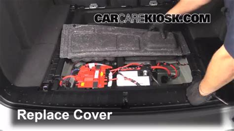 Battery Replacement 20112016 Bmw X3  2013 Bmw X3