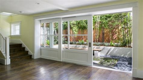 accordion sliding doors best sliding patio doors sliding