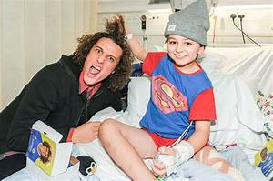 Chelsea FC surprise children in hospital Chelsea and