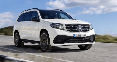 Modifikasi Mercedes Gls Class by 2016 Mercedes Gls Revealed Big Gl Gets New Name New