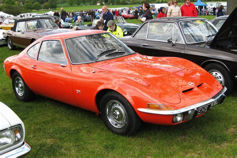 Gm Opel Gt by Opel Gt Review And Photos