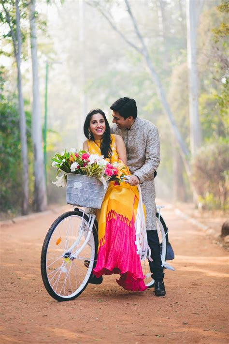 super cute bollywood poses  pre wedding shoots