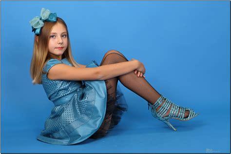 Yellow Swim Teenmodeling Tv Alissa Model
