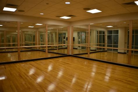 dance studio mount vernon campus  george washington