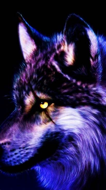 Wolf Cool Iphone Resolution Wallpapers Backgrounds Lock