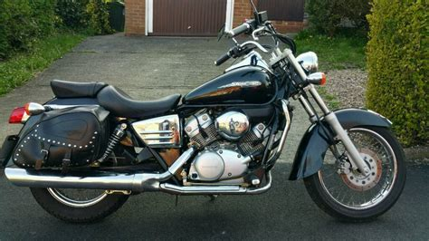 Honda Shadow 125 In Sheffield South Yorkshire Gumtree