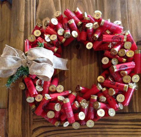 top  shotgun shell wreaths wide open spaces