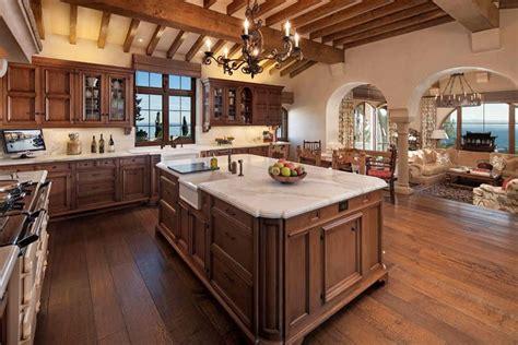 luxury sinks kitchen 35 luxury mediterranean kitchens design ideas 3924