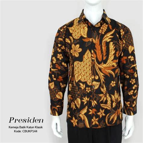 Kalung Batik Sekar We02 kemeja batik panjang motif sekar taman kemeja lengan