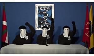 Spain: Basque militants Euskadi Ta Askatasuna (ETA) put ...