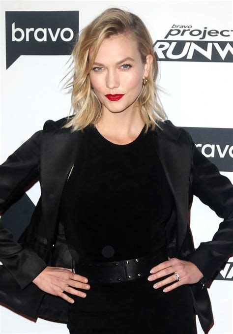 Karlie Kloss Project Runway Premiere New York