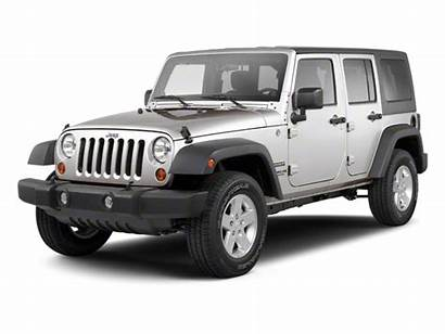 Wrangler Jeep Unlimited Utility 4d 4wd