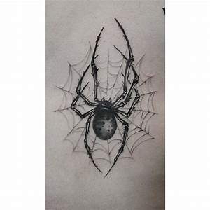 spider web tattoo | productos que adoro | Pinterest ...