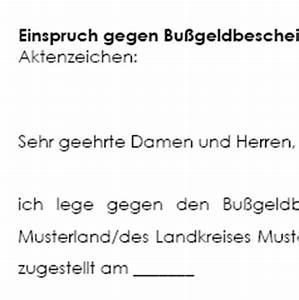 Einspruch Gegen Rechnung : fahrverbot einspruch vorlage ~ Themetempest.com Abrechnung
