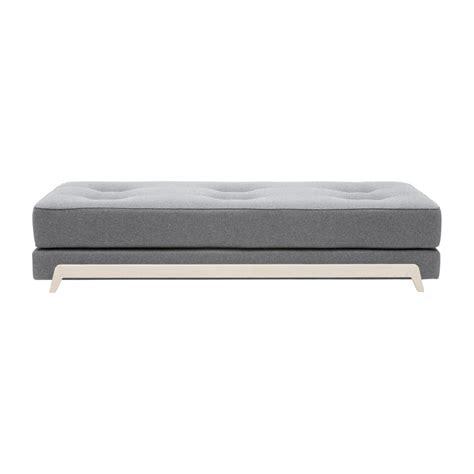 canapé lit en mousse frame canapé lit avec matelas en mousse pu softline
