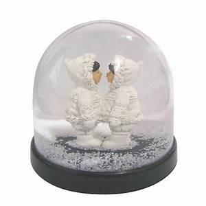 Boule à Neige : boule neige esquimaux klevering perlin paon paon ~ Teatrodelosmanantiales.com Idées de Décoration