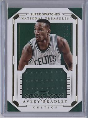 2015-16 Panini National Treasures - Super Swatches #10 ...