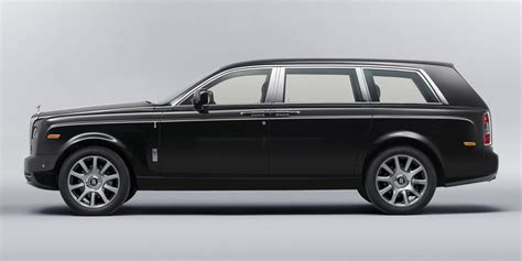 2017 Rolls-royce Suv Will Be The Most Luxurious 4x4
