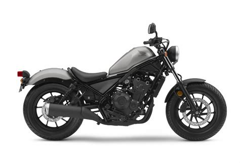 2017 Honda Motorcycles / New Model Lineup