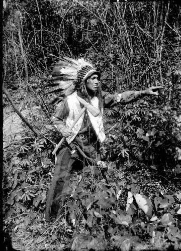 Native American Indian Pictures: Historic Photos of