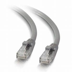 25ft Cat6 Universal Boot Ethernet Cable