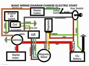 Hanla R5 110 Quad Wiring Diagram