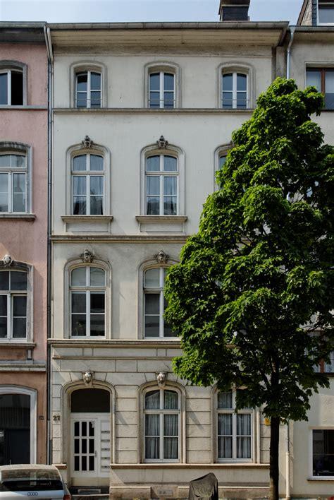 Dateihaus Jahnstrasse 27 In Duesseldorffriedrichstadt