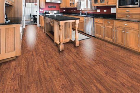 Maple Kitchen Ideas - installing vinyl plank tile the home depot canada