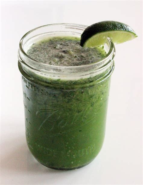 dr oz green drink recipe popsugar fitness