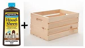 Malle En Bois Ikea : caisse en bois ikea ~ Teatrodelosmanantiales.com Idées de Décoration