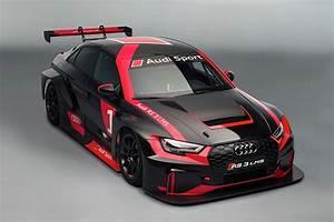 Audi Rs 3 : audi rs3 gets racing version becomes audi rs3 lms autoevolution ~ Medecine-chirurgie-esthetiques.com Avis de Voitures