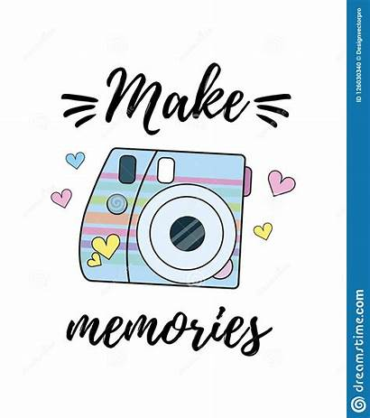 Memories Camera Poster Inspirational Fotografica Macchina Boss