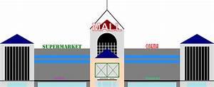 Clipart - Mall