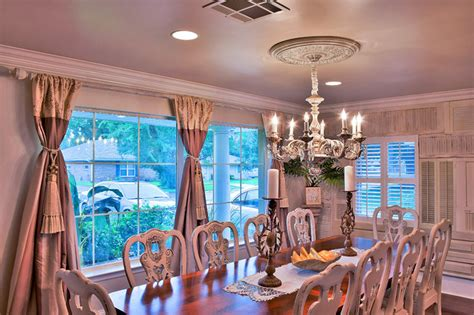 orleans style dining room transitional dining room