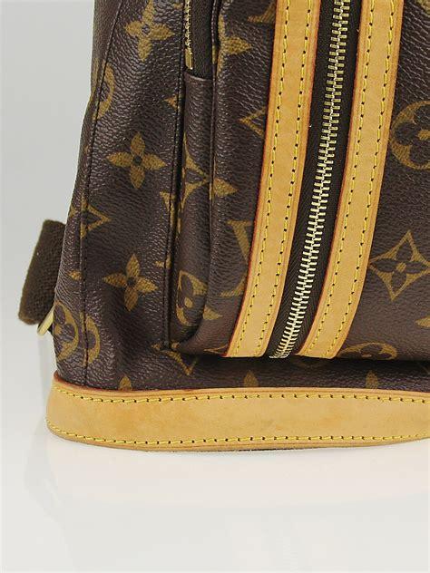 louis vuitton monogram canvas sac  dos bosphore backpack
