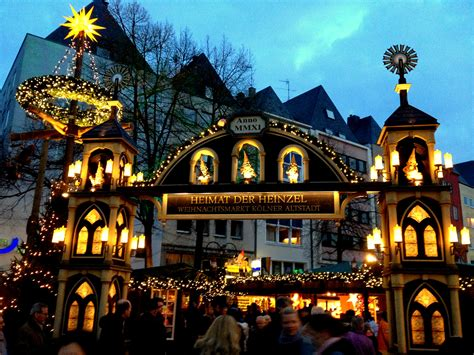 Weihnachten In Deutschland by The 5 Absolute Best Cities For Markets In