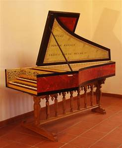 Tony Chinnery Ruckers Double Manual Harpsichord