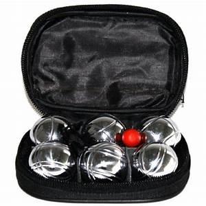 Boule De Petanque Inox : mini jeu de petanque 6 boules prix pas cher cdiscount ~ Premium-room.com Idées de Décoration
